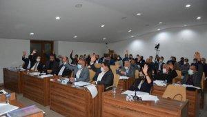 Korkuteli'de meclis krediye onay vermedi