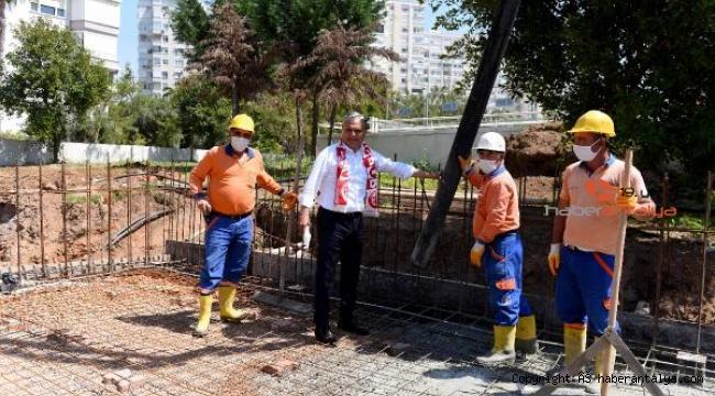 Muratpaşa'dan Antalyaspor'a önemli destek