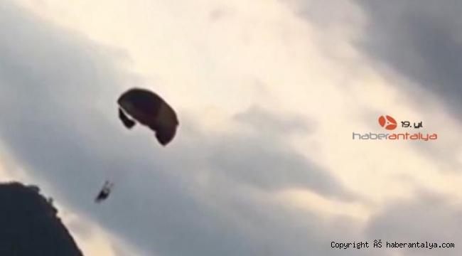 Ölümlü deniz paraşütü kazasında karar belli oldu