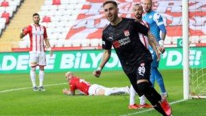 Süper Lig: FT Antalyaspor: 1 - DG Sivasspor:2