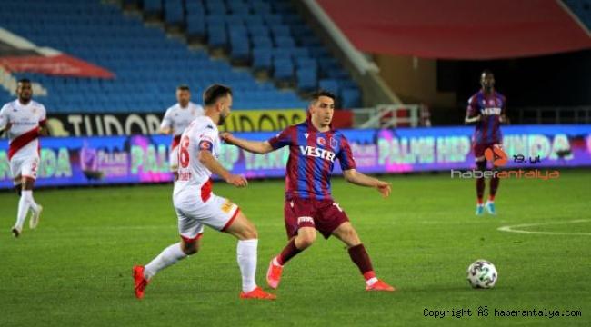 Antalyaspor deplasmanlarda yokları oynuyor