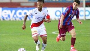 Antalyaspor'da goller yabancılardan
