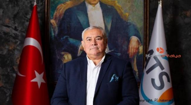 ATSO Başkanı Çetin: Ramazan Bayramı ekonomide bereketi getirsin