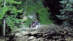 Mesai çıkışı gittikleri barajda uçuruma yuvarlandıkları ortaya çıktı