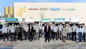Çevreci Komşu Kart 5,2 milyon lira kazandırdı
