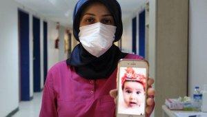 Rabia hemşire; Evladıma sarılmayı çok özledim