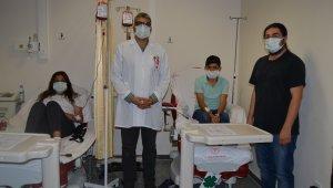 Talasemi hastalarından kulak verilesi kan bağışı çağrısı