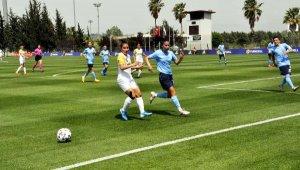 Turkcell Kadınlar Futbol Ligi'nin üçüncüsü ALG Spor