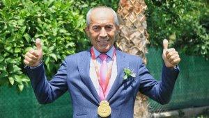72 yaşındaki 'Demir Adam'ın biyolojik yaşı 'yok artık' dedirtti !