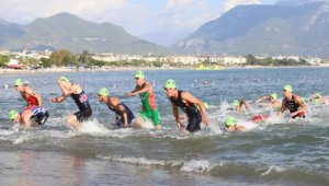 Alanya yılda 70 spor organizasyonuna ev sahipliği yapıyor