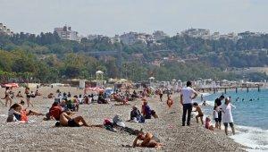 Antalya'da 100 bin nüfusta vaka sayısı 28,49 oldu !
