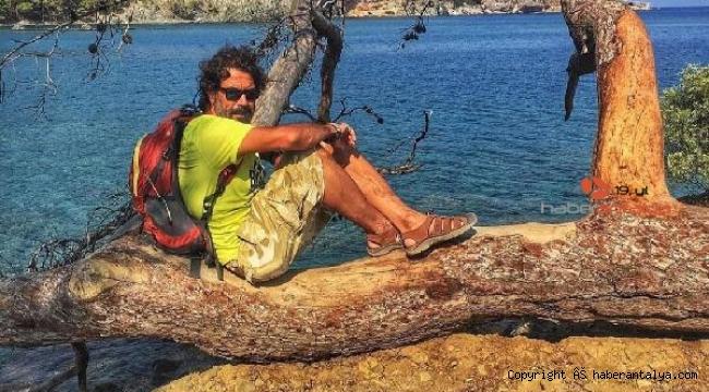 Antalya'dakayıp kampçı sırra kadem batı