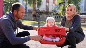 Asya bebek, umuda uçuyor; 2,2 milyon dolarlık tedavi
