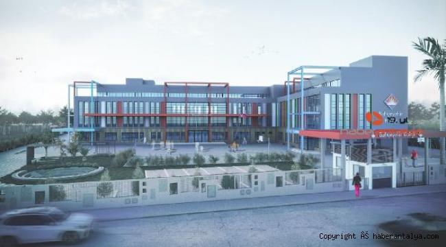 Bahçeşehir Koleji'nden Antalya'ya dev kampüs geliyor