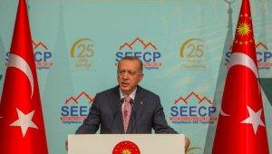 Cumhurbaşkanı Erdoğan: Tam üyelik mücadelemizin artık neticelenmesini istiyoruz