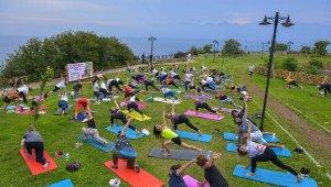 Dünya Yoga Günü kutlandı