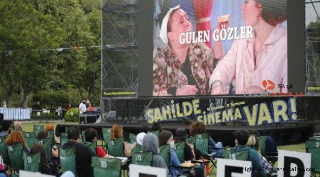 Gezen Sinema'nın ilk durağı Gazipaşa