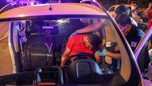 İki kafadar polisi ayağa kaldırdı !