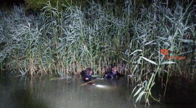 Kayıkla ırmağa açılan amatör balıkçı ölü bulundu