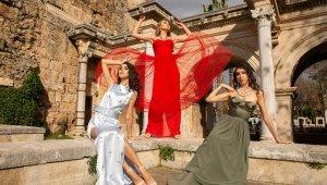 Modacı Najafpour: Antalya,uğurlu geldi