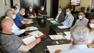 YKS koordinasyon toplantısı yapıldı