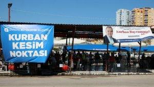 Antalya Kurban Bayramı'na hazır
