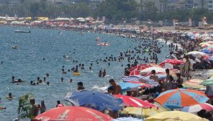 Antalya'da vaka sayılarında bir ayda yüzde 100'lük artış !