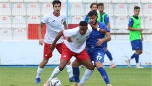 Antalyaspor'un Erzurum kampı oldukça pozitif geçti