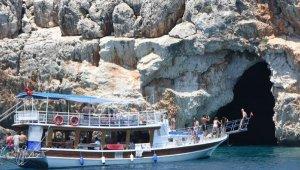 Antik Korsanlar Mağarası'na ilgi