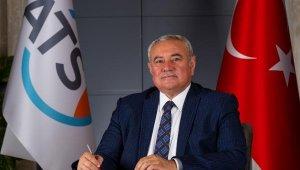 ATSO Başkanı Çetin, yabancıya konut satışı değerlendirmesi