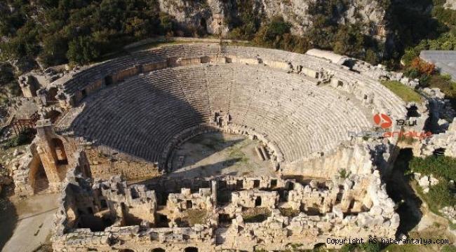 Burası Anadolu'nun 'Pompei'si