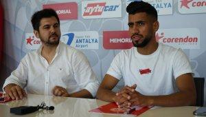 Houssam Eddine Ghacha, FTA Antalyaspor'da !