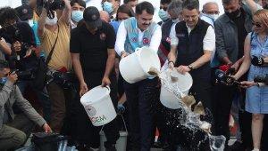 Marmara'nın balıkları Antalya'dan gidiyor