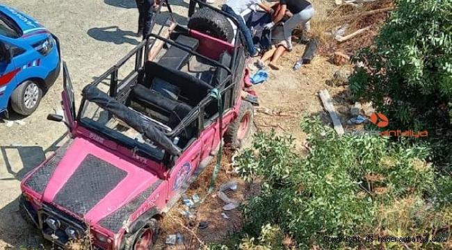 Safari kazasında ölen Suriyelinin kimliği belli oldu