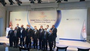 TÜROFED, Google Türkiye ile işbirliği protokolü
