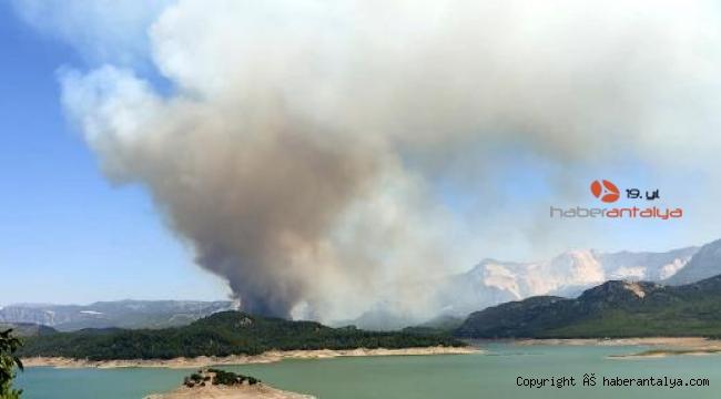 Bir yangın daha, ekipler müdahale etti