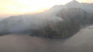 Marmaris'teki yangın 7'nci gününde. İşte son durum