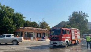 Milas yangınında 5'inci gün; Termik santral bölgesinde son durum