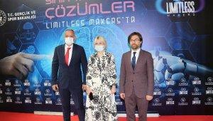 Rektör Özkan: 'Başımıza icat çıkarın'