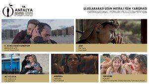 'Altın Portakal'da uluslararası heyecan