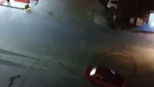 Antalya'da drift atan sürücüye ağır ceza