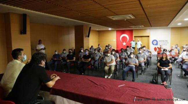 Büyükşehir'den vektörle mücadelede bilimsel yöntem