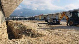 Demre'de yeni sanayinin alt yapısı hazır