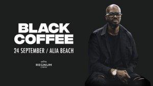 DJ Black Coffee, beach açılışına geliyor