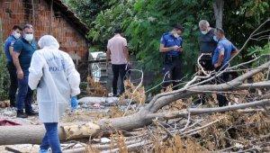 Gizemli ceset ! Yıkılan binanın enkazında bulundu