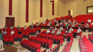 Güvenlik görevlilerine 'Etkili İletişim' semineri