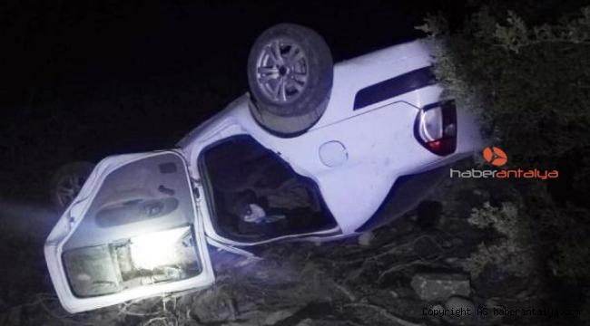 Kazada ölen Emine toprağa verildi; eşi, 2 çocuğu ve yeğeninin tedavisi sürüyor