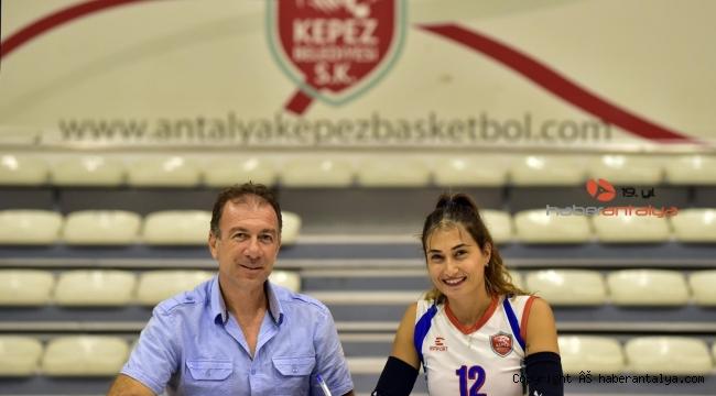 Kepez'in sultanları sözleşme imzaladı