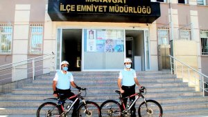 Manavgat'ta 'Martı'lar görev başında
