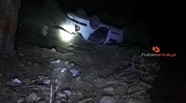 Otomobil bir ailenin mezarı oluyordu !